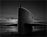 Ballistic Missile Submarine USS Lewis & Clark 1965
