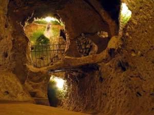 Christian Underground City (Derinkuyu, Turkey)