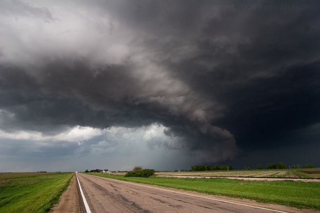 Storm...dead ahead