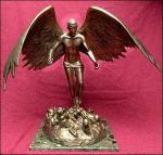 """Prince Charles """"Savior of the World"""" Statue - Palmas, Tocantins, Brazil"""
